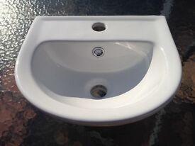 Ceramic Closet Hand Basin / Sink - Unused