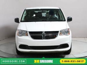 2016 Dodge GR Caravan Canada Value Package AUTO A/C GR ELECTRIQU