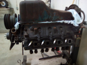 1967 mustang 289 engine nd trans