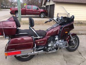 1985 Goldwing Interstate