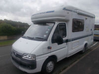 Auto Trail Tracker SE 2 berth end kitchen motorhome for sale