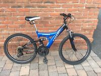 "Falcon 24"" mountain bike"