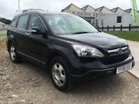 Honda CR-V 2.2 i-CTDi SE 6 Speed **Finance From £123.48 a month**