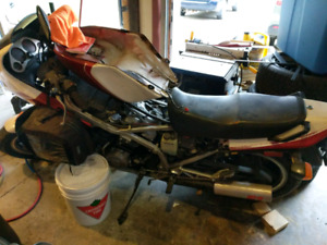 Superbike 1983 Honda Interceptor 750cc