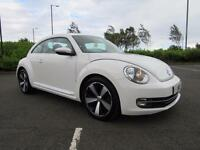 Volkswagen Beetle 1.2 TSI Design DSG 3dr automatic