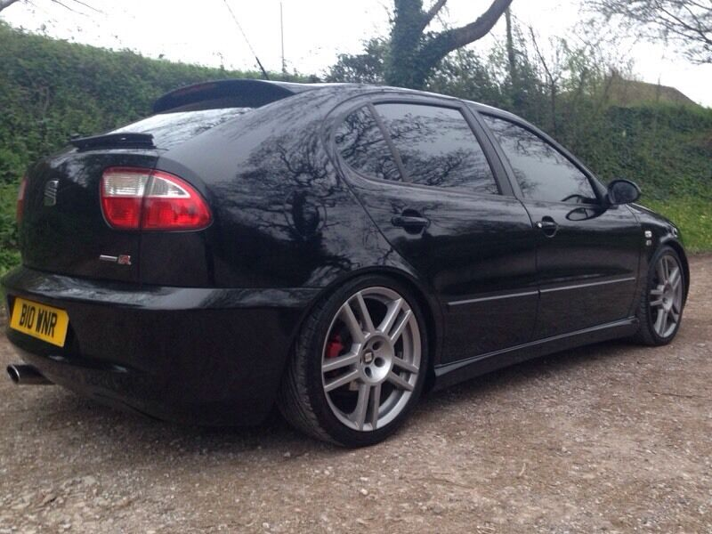 seat leon cupra r 2003 bam engine in tiverton devon gumtree. Black Bedroom Furniture Sets. Home Design Ideas