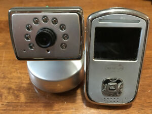 "2.4"" Colour Video Monitor with Night Vision and Intercom"