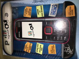Cell Phone,  Nokia #5130,  Carrier : speak out,  Ex. Cond.