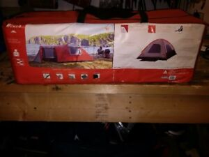 Brand new 4 person tent (never even removed from carrying case)