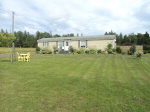 2 Acres with well and septic, Mini Home and Shed