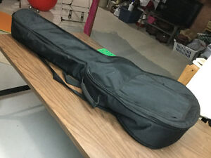 Acoustic guitar soft side case