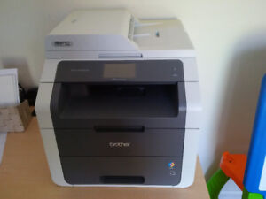 Brother 9130CW Wireless Colour Laser Multifuntion Printer w/Fax