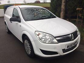 Vauxhall Astra van 2010 1.7 cdti not berllingo caddy partner