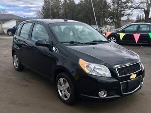 2011 Chevrolet Aveo LT Sedan **EVERYONE APPROVED FINANCING**