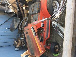 Sears lawn tractor