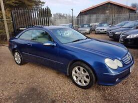 Mercedes-Benz CLK320 3.2 auto Elegance, Lovely Car To Drive With Full History !