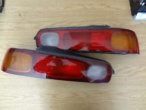 JDM-Honda-Acura-1994-2001-Integra-DC2-OEM Type R Tail Lights