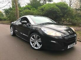 2013 Peugeot RCZ 2.0HDi GT 163bhp,55,000 Miles,FULL LEATHER,Family Business 1996