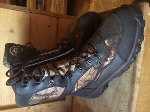 Men's Irish Setter boots 600 insulate