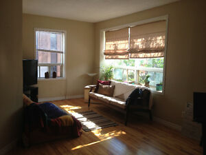 1 Bedroom in Desireable Cafe District