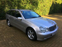 2001/51 Mercedes-Benz C200 CDi Avantgarde Auto Estate