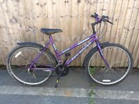 Universal rapid reactor ladies mountain bike serviced ready to ride