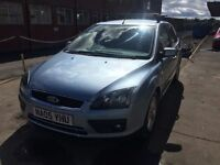 Bargain Ford Focus zetec climate, long MOT no advisories, ready to go