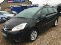 2009 CITROEN C4 GRAND PICASSO 1.6 16V VTi VTR Plus 5dr