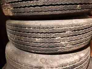 Trailer rims and tires 5x4.5 Kitchener / Waterloo Kitchener Area image 5