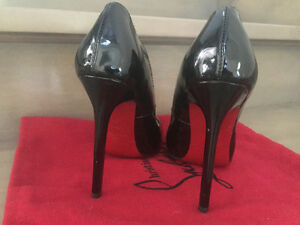 Louboutin shoes size 38 West Island Greater Montréal image 4