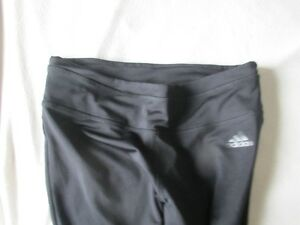 Womens Black Adidas Athletic Pants Size Small Strathcona County Edmonton Area image 2