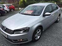 2013 Volkswagen Passat 1.6TDI ( 105ps ) BlueMotion Tech ( s/s ) 2013MY S