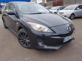 Mazda Mazda3 1.6TDi Tamura 115 BHP Sport, £30 Tax, Great To Drive, Easy on Fuel