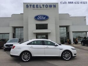"2016 Ford Taurus ""LIMITED AWD LEATHER/MOON""   - $208.46 B/W"