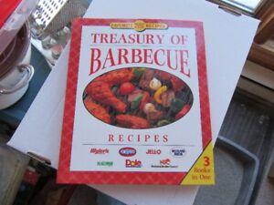 BARBECUE COOK BOOK - REDUCED!!!!!