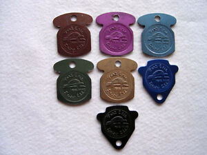 Collectable Dairy Tokens