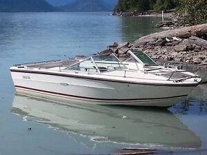 Older 20' Sea Ray - $4,500