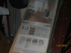 9 boxes of Laminate Flooring with underlay Windsor Region Ontario image 3