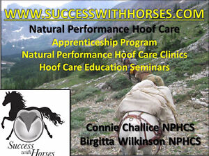 Natural Performance Hoof Care Trimming Clinic
