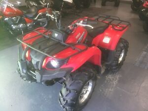 2014 Yamaha Kodiak 450cc, 4x4 for only $49 Bi-Weekly!