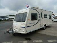 2008 Bailey Pageant Burgundy ****THIS CARAVAN IS NOW SOLD ****