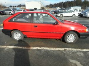 1994 Hyundai Other Excel Hatchback
