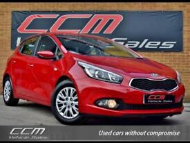 KIA Cee'd 1.6 CRDi 1 EcoDynamics 5DR 2013 + BLUETOOTH + DIESEL HATCH + WARRANTY