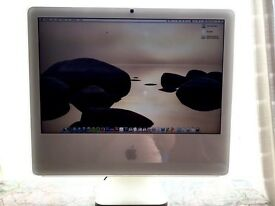 21 inch iMac 2006 Fully Working OSX 10.4 Tiger excellent condition