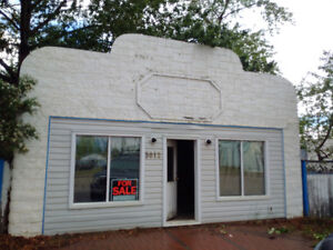 commercial building in girouxville a.b