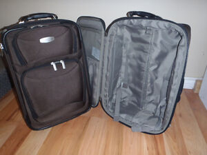 """First Class 20"""" Carry On Roller Board Luggage - 2 Available"""