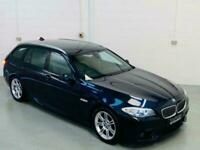 2010 BMW 5 Series 2.0 520D M SPORT TOURING 5d 181 BHP Estate Diesel Automatic