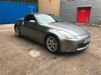 Nissan 350 Z 3.5 V6 GT 2dr F/S/H, BOSE, BLACK LEATHER