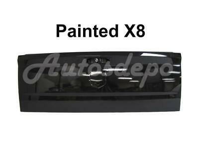 Tailgate Painted X8 Black For Dodge Ram 1500 Single Rear Wheel 2009-2018