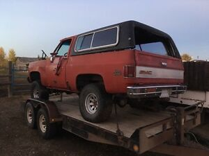 1980 Blazer 4x4 for sale